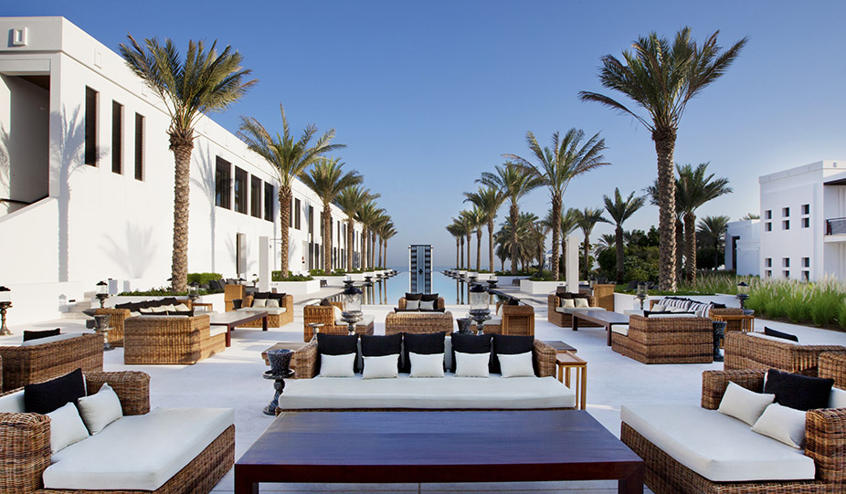 The Chedi, Long Pool Cabana