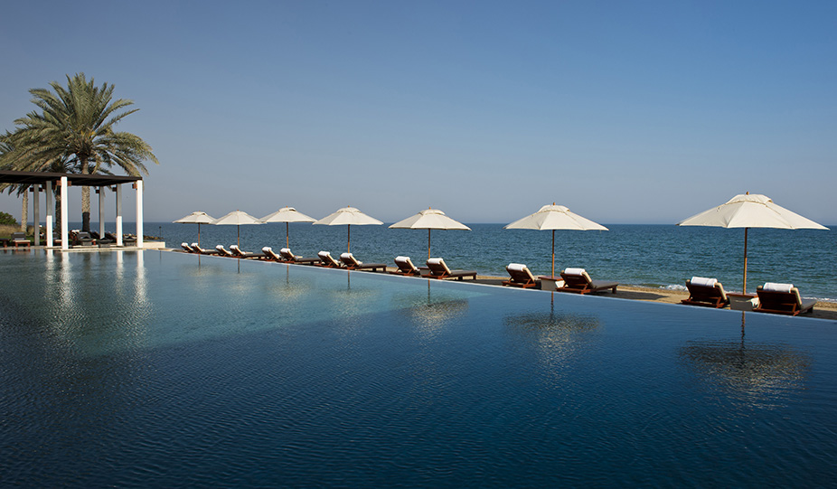 The Chedi, Pool
