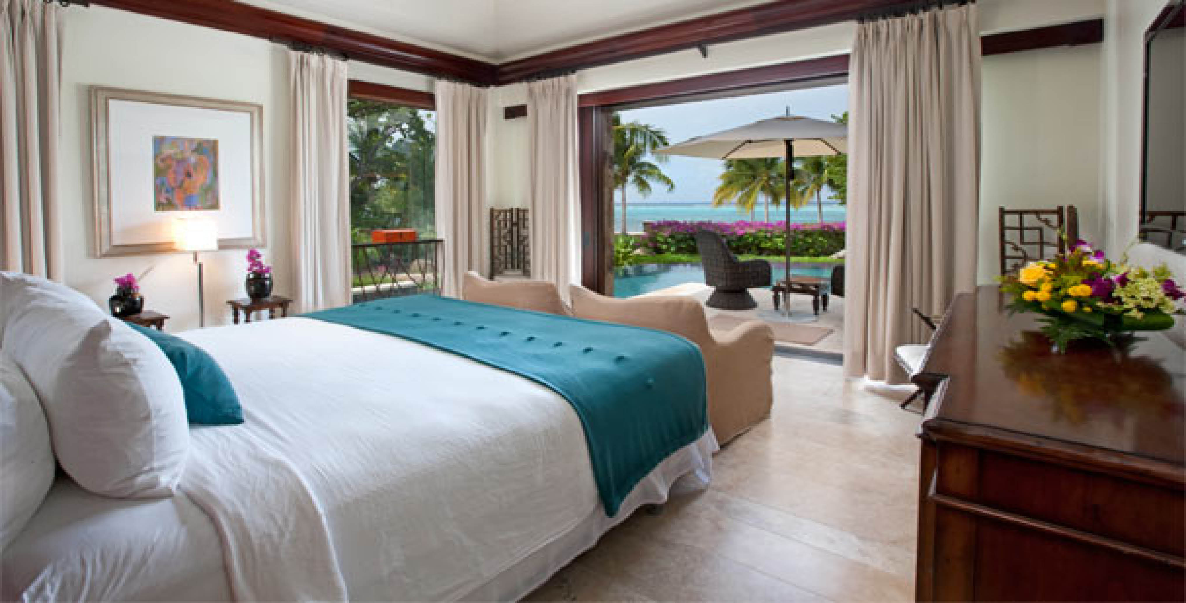 Jewel Box Villa - Master Bedroom