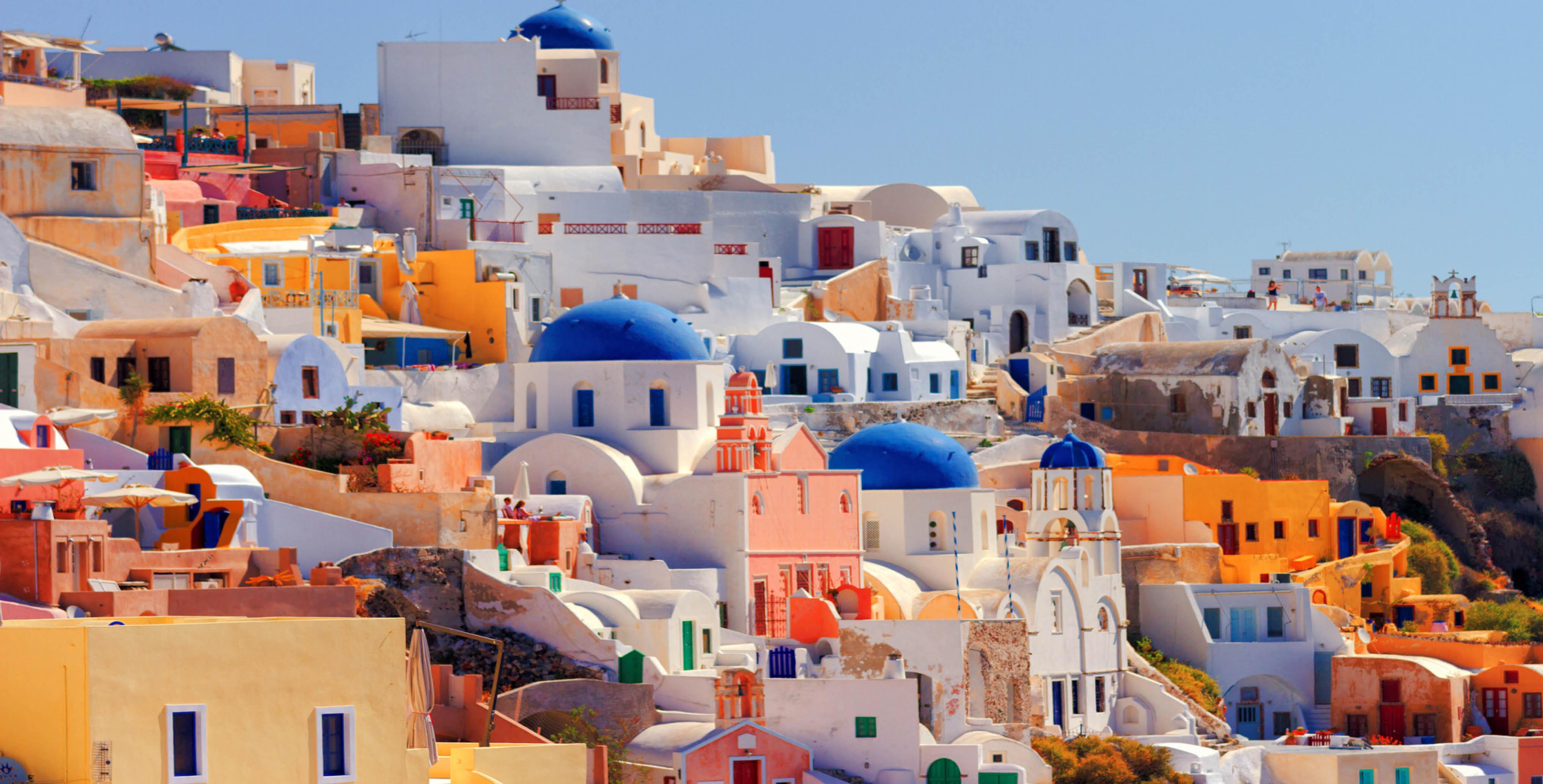 Best Island Beaches For Partying Mykonos St Barts: Sailing Greece - Mykonos To Santorini