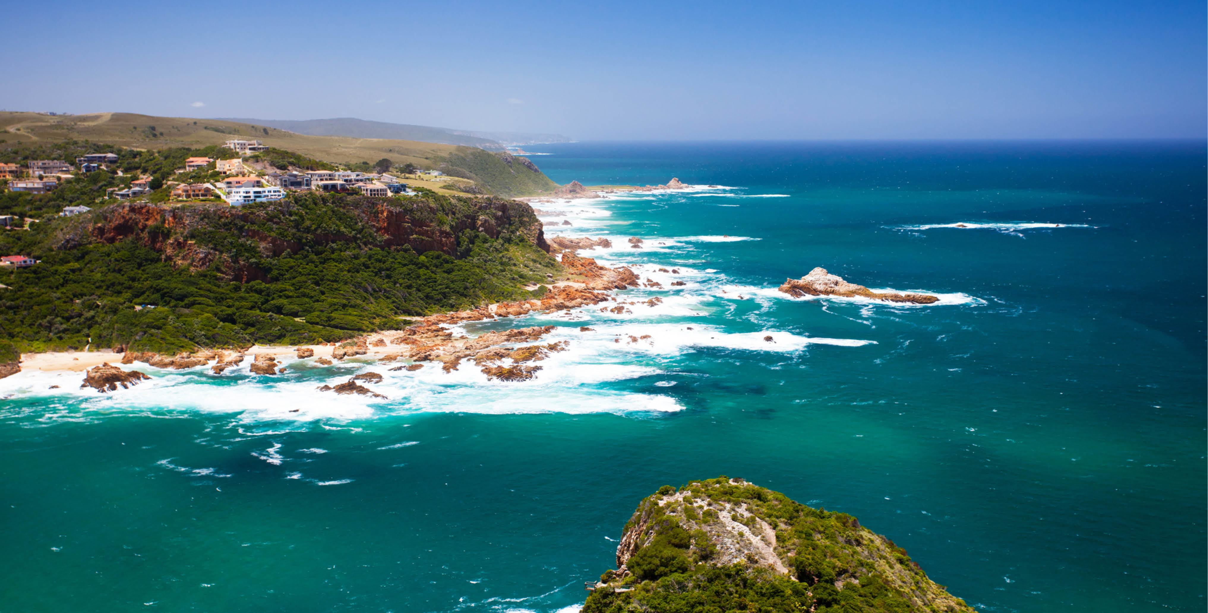 Featherbed Nature Reserve, Knysna