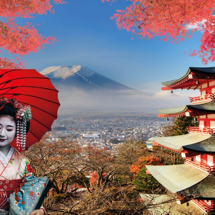 Japan Going Japan For A Holiday: Select Travel Holidays
