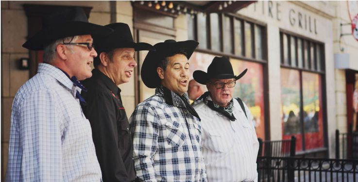 Calgary Stampede And The Rockies 2018 Itinerary Select